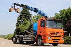 Mercedes hook arm system truck Actros 2541