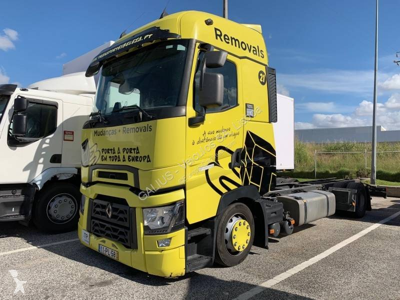 View images Renault Gamme T High 520 P4X2 LOW E6 truck