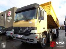 Mercedes tipper truck Actros 4140