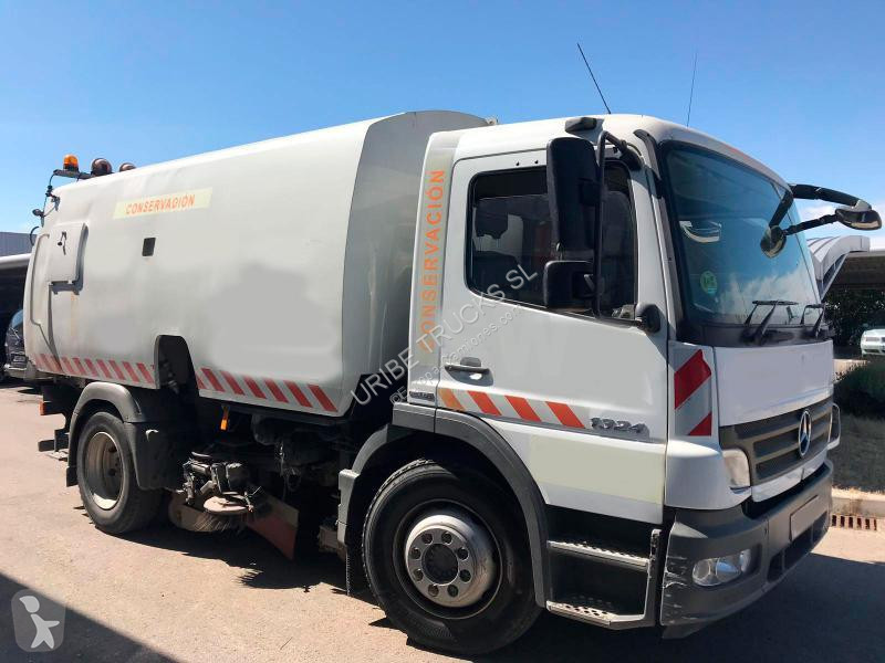 View images Mercedes Atego 1324 road network trucks