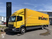 Mercedes Atego 1230 L (1224) Pritsche + Plane + LBW truck used tarp