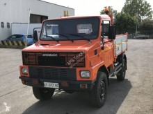 Bremach truck used tipper