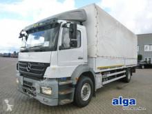 Mercedes tarp truck 1833 L Axor, Lbw 1.500kg, AHK, 7.100mm lang