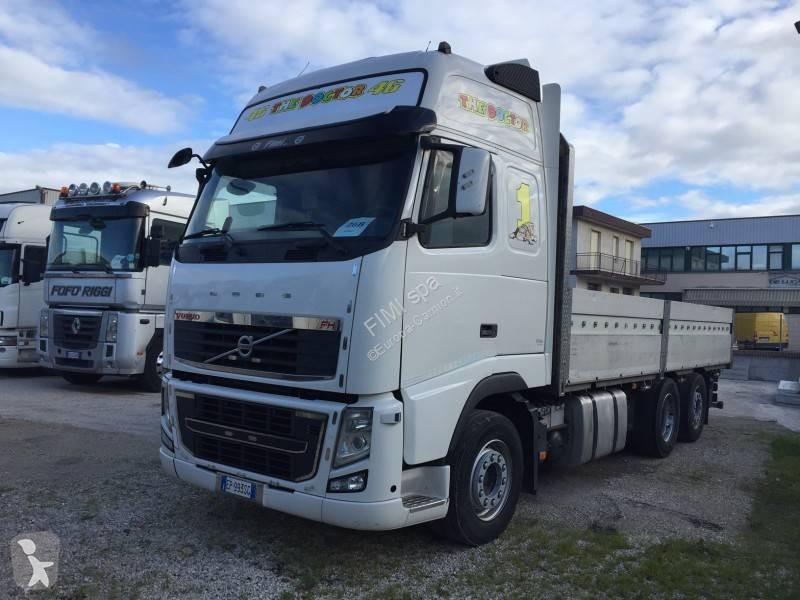Bekijk foto's Vrachtwagen Volvo FH13 500