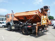 Camion MAN Kipper 19.314 FAK Meiller Ladekran MK 71 R-5.2 K benne occasion