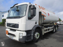Used oil/fuel tanker truck Volvo FE 320