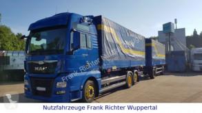 MAN 26.480,TGX ,Eu6 Miete sofort möglich angemeldet truck used tarp