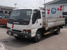 Camión caja abierta teleros Isuzu NQR 70