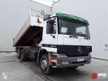 Mercedes Actros 2640 truck used tipper