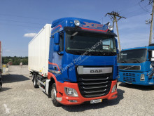 DAF insulated truck XF 106.440 E6 105 kontener 6x2 , Super stan