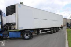 Camión Samro FRAPPA BI-TEMP + CARRIER MAXIMA 1300 + LAADKLEP frigorífico mono temperatura usado