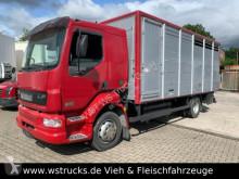 Kamion vůz na dopravu koní DAF LF 55 Einstock Köpf