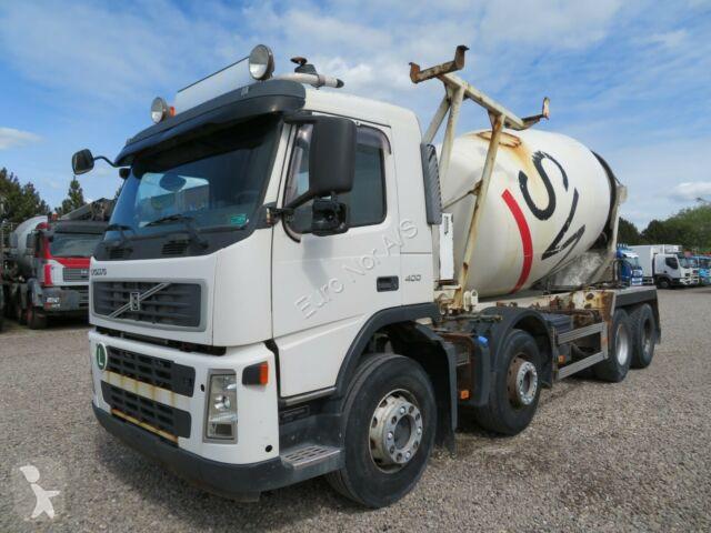 View images Volvo FM400 8x4 10 m3 Intermix Euro 4 truck