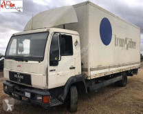 Camion fourgon MAN 8.153