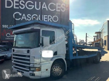 Lastbil biltransport Scania 114L 340