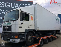 Camion furgon MAN 18.264 MC