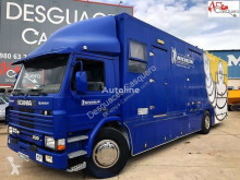 Camion Scania 93M fourgon occasion