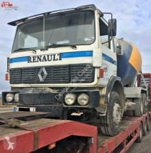 Camion Renault DG-290.26 béton toupie / Malaxeur occasion