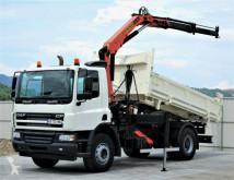 camión DAF CF 75.250 *Kipper+Bordmatic 4,70m+Kran