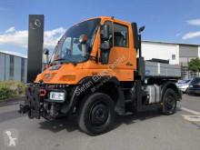 Camion Unimog U300 UNIMOG U300 4x4 platformă si obloane second-hand
