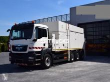 Camión MAN TGS 35.480 aspirador usado