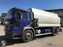 Volvo FL 250 truck used oil/fuel tanker