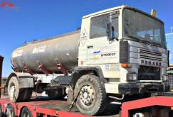 ciężarówka Pegaso CISTERNA