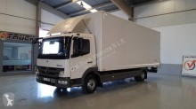 Mercedes Atego 818 truck used moving box