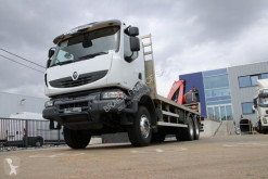 Camion Renault Kerax 370 plateau standard occasion