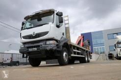 Camion plateau standard Renault Kerax 370