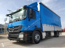 Mercedes Actros 1832 truck used tautliner
