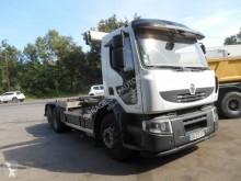 Camión Gancho portacontenedor Renault Premium Lander 380.26 DXI
