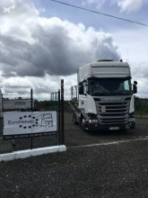 Used chassis truck Scania R 450