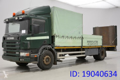 Scania P truck used flatbed