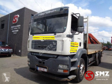 MAN TGA 26.350 truck used flatbed