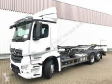 Camión Camion Mercedes Antos 2543 L 6x2 2543 L 6x2 Hubrahmen Göbel BDF, Retarder, Lenk-/Liftachse