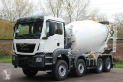 camion MAN TGS 41430 Euro6d 8X4 EuromixMTP EM 10m³
