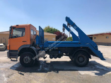 Container truck Mercedes-Benz ATEGO 1828K