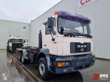MAN 26.364 truck used container