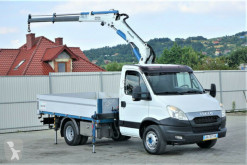 camion Iveco Daily 70C21 Pritsche 3,50m + Kran * Topzustand!