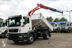 Camion MAN TGM 18.320 4x2 Euro6d Palfinger PK 11.001 SLD 3 plateau neuf