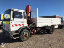 Camion Renault Midliner 230 plateau ridelles occasion