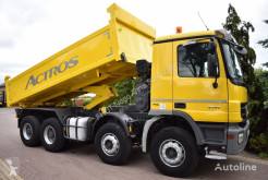 camion nc MERCEDES-BENZ - ACTROS 4141 8x4 BORDMATIC *Insulated tipper*