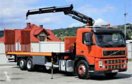 Camion dépannage Volvo FM9 300 Abschleppwagen 8,90m + Kran *6x2*