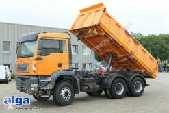 camion MAN 26.430 TGA/6x4/Meiller/Klima/AHK