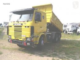Camion ribaltabile Scania 142H400