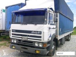 Caminhões DAF 1700 caixa aberta com lona usado