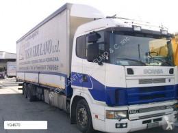 Camion savoyarde Scania 144L460