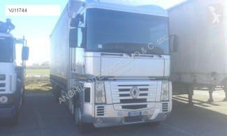 Camion rideaux coulissants (plsc) Renault MAGNUM 480