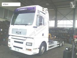 Lastbil containervogn MAN TGA 26.410 XXL
